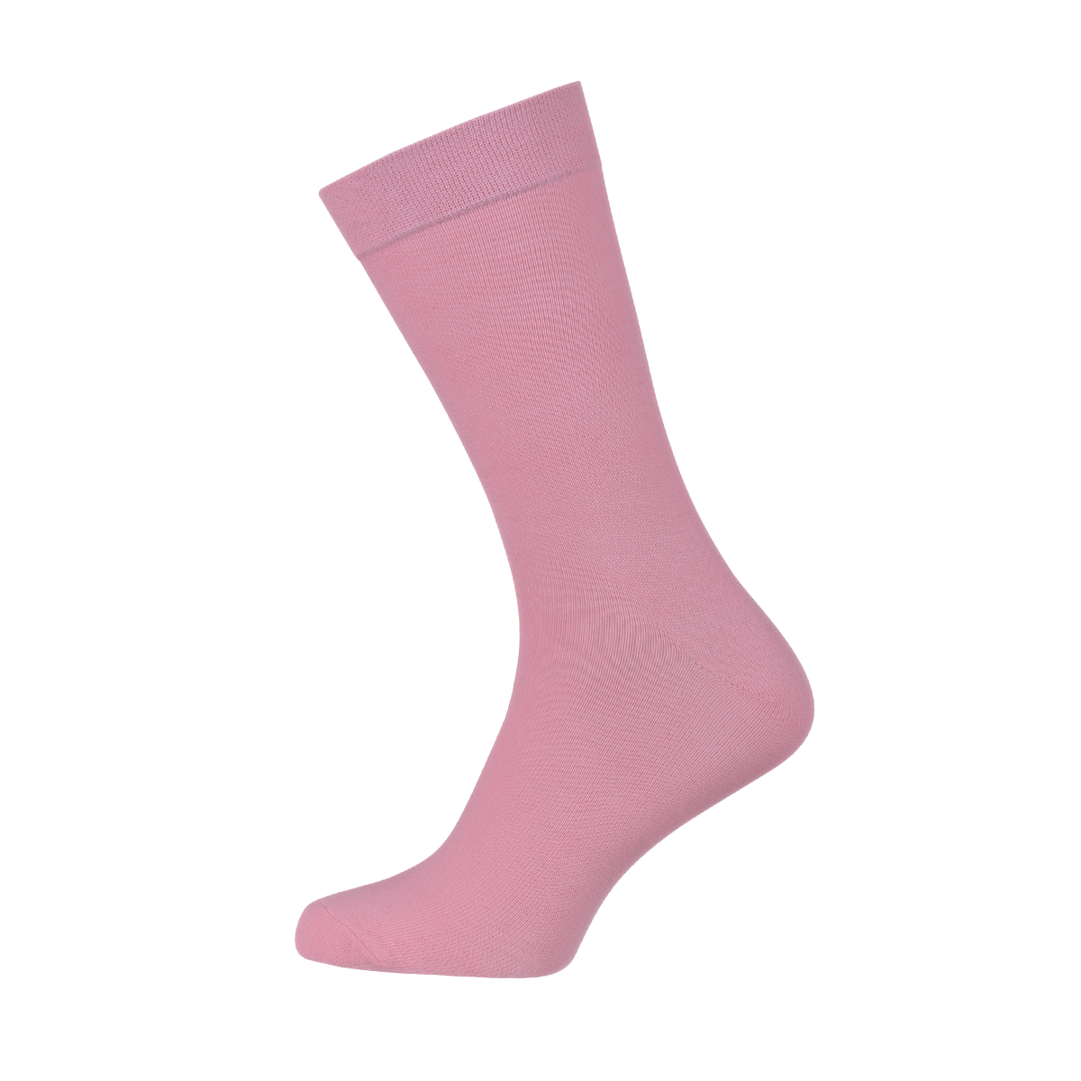 Mens Combed Cotton Socks Pink