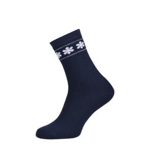 Thermal Winter Socks for Ladies Navy Blue